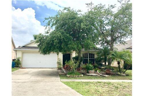 Residential – Single Family Home
